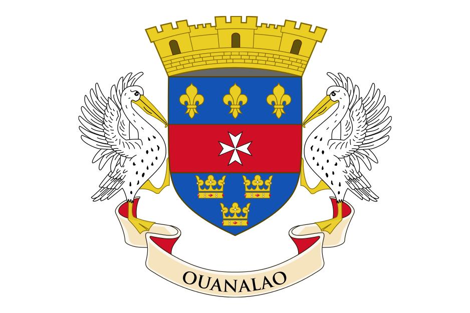 drapeau Saint Barthelemy